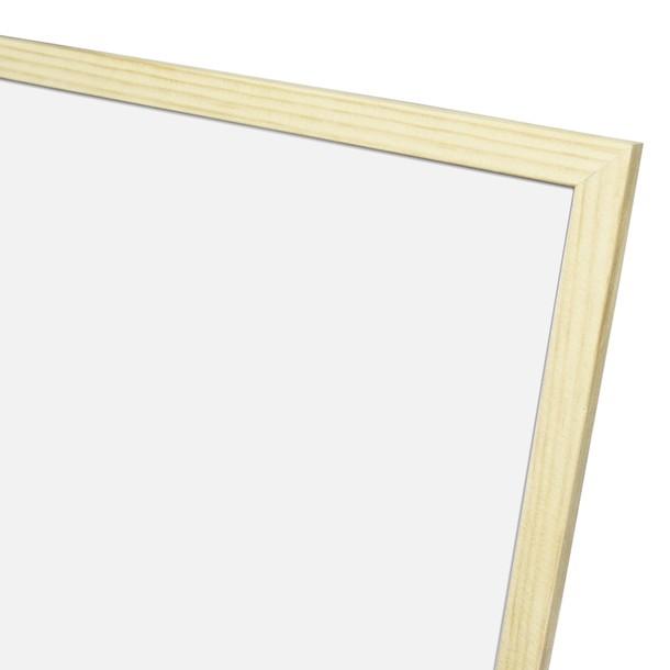 Cadre en bois brut 40x50 cm